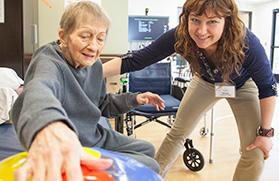 Nehalem Valley Care Center rehabilitation